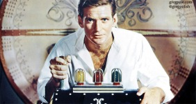 """Rod Taylor in the movie """"The Time Machine"""""""