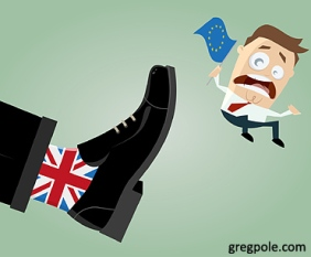 Brexit - out with Eurocrats!