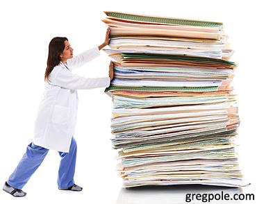 Doctor-bureaucrat